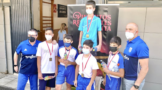 Los Juegos Deportivos Municipales de Lucha, en marcha