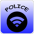 Hot Police Scanner icon
