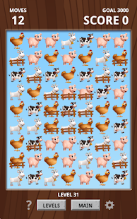 Farm Animal Match Up Game Free- screenshot thumbnail