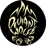 Logo for Deviant Wolfe Brewing