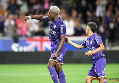 Un but pour Iseka, un assist pour Dossevi et un partage inespéré pour Toulouse