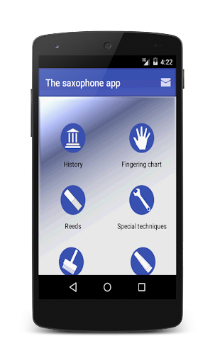 The Saxophone-app FREE