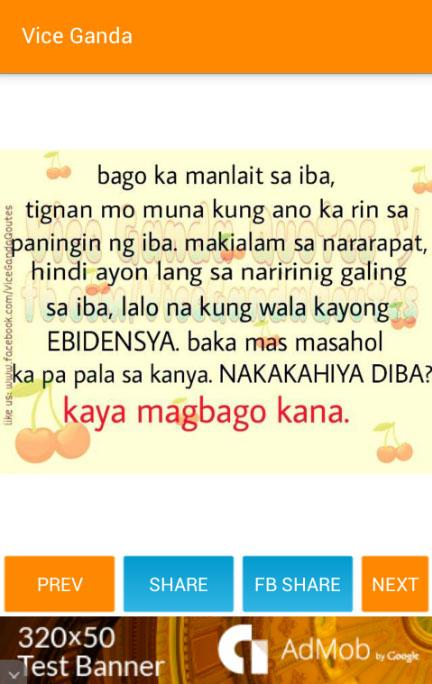 vice ganda quotes android apps on google play