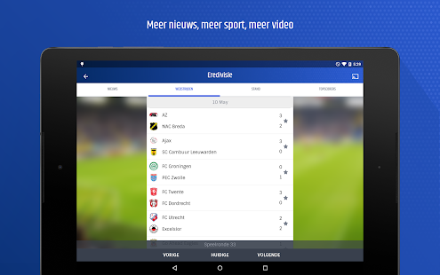 FOX Sports NL Screenshot 8