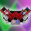 DX Henshin Belt Sim for Double Henshin icon