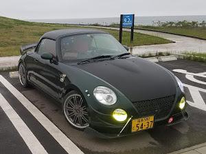 コペン  L880kのカスタム事例画像 緑コペン号@つよぽんさんの2019年07月18日18:22の投稿