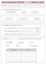 Photo: Evaluación 2º trimestre-1