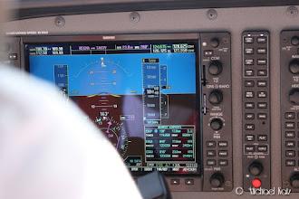 Photo: Opp til FL100 for mest sikker flyging over Kattegat.