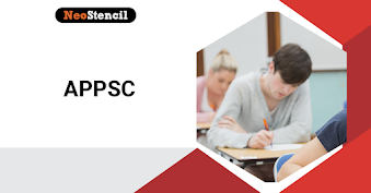 APPSC 2020 - Andhra Pradesh Public Service Commission Exam