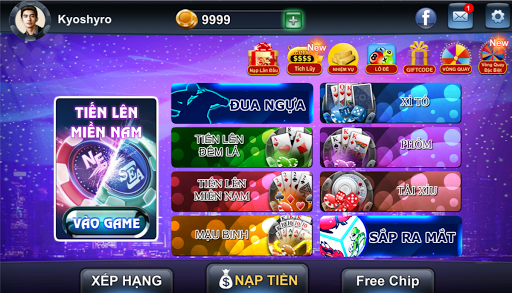 4Play - Tien Len Online 76.1 screenshots 2