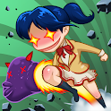 Knee Kick Girl - Ghost Hunter icon