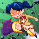 Knee Kick Girl - Ghost Hunter icon