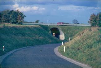 Photo: Tunnel naar Eexterzandvoort