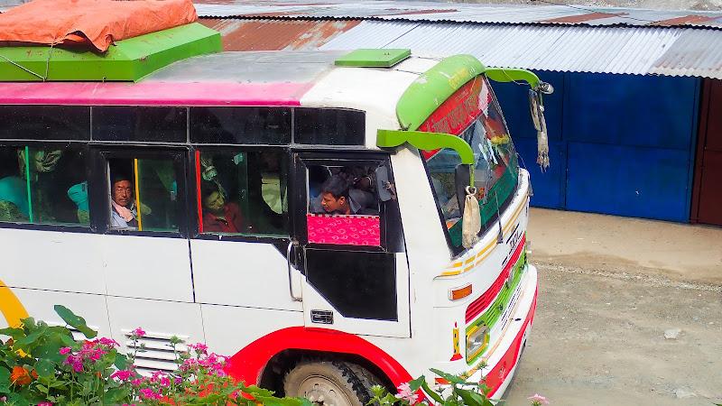 In viaggio, in bus... di laura62