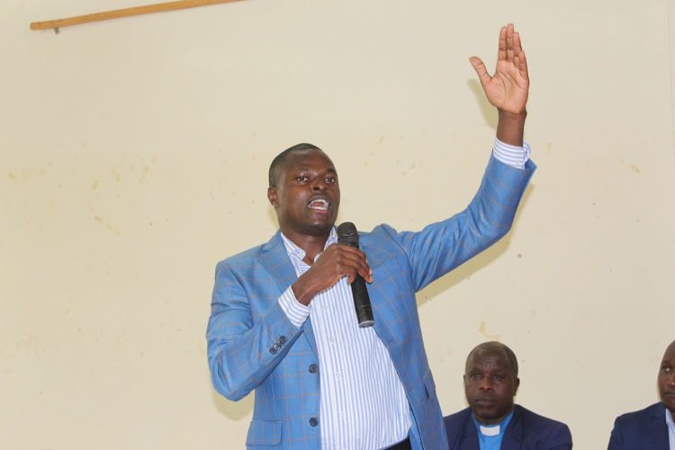 MP Nyoro wants CDF Funds Act changed