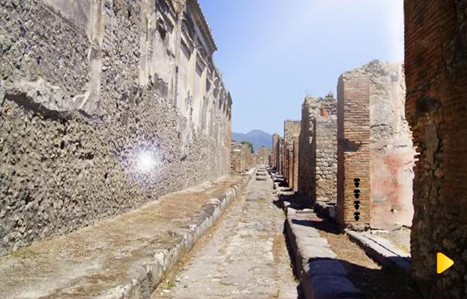 Escape Games Ancient Pompeii- screenshot