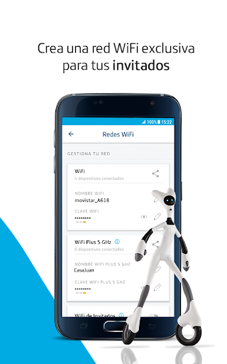 Movistar Smart WiFi 1.9.35 Screenshots 5