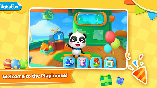 Baby Panda's Playhouse screenshots 1