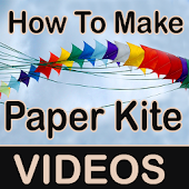How To Make Paper Kite Videos