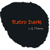 Retro Dark for LG G6 V20 & G5