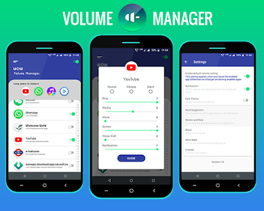 WOW Volume Manager – App volume control 1