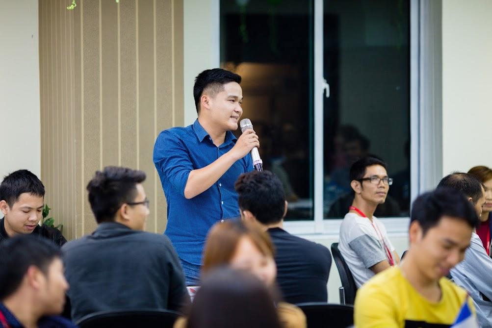 Khai giảng khoá học SEO tiêu chuẩn K41