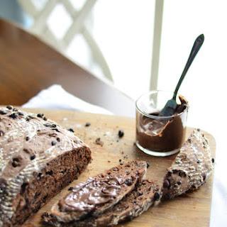 Chocolate Currant Sour Cream Bread