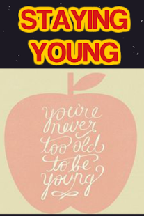 Staying Young & Healthy Guide - náhled