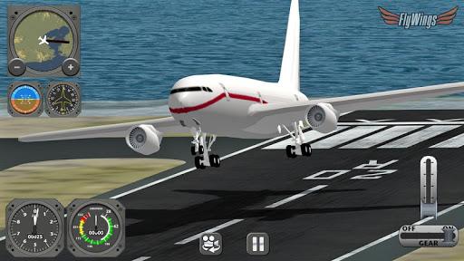 Flight Simulator 2013 FlyWings - Rio de Janeiro apktram screenshots 4