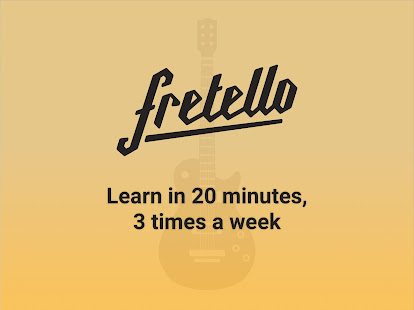 Fretello - Guitar Lessons, Tabs
