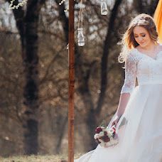 Wedding photographer Lev Solomatin (photolion). Photo of 20.04.2018