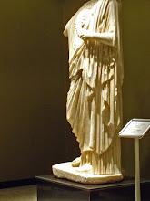 Photo: Burdur, grote Athena uit de Bibliotheek van Kremna