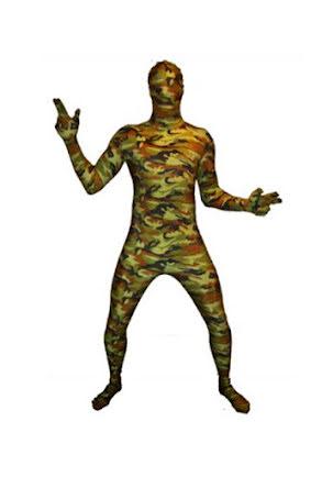 Morphsuit, combat