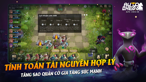 Auto Chess VNG [Mod] - Gold, Free Summon