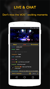 OPENREC.tv -Gaming Videos&Live screenshot 1