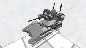 armored mobile tank