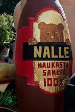 Photo: 100% maukasta nallesambaa! / 100% tasty samba bear drink!