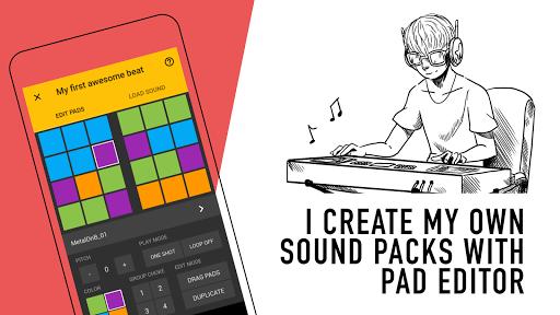 Drum Pads 24 - Music Maker screenshot 4