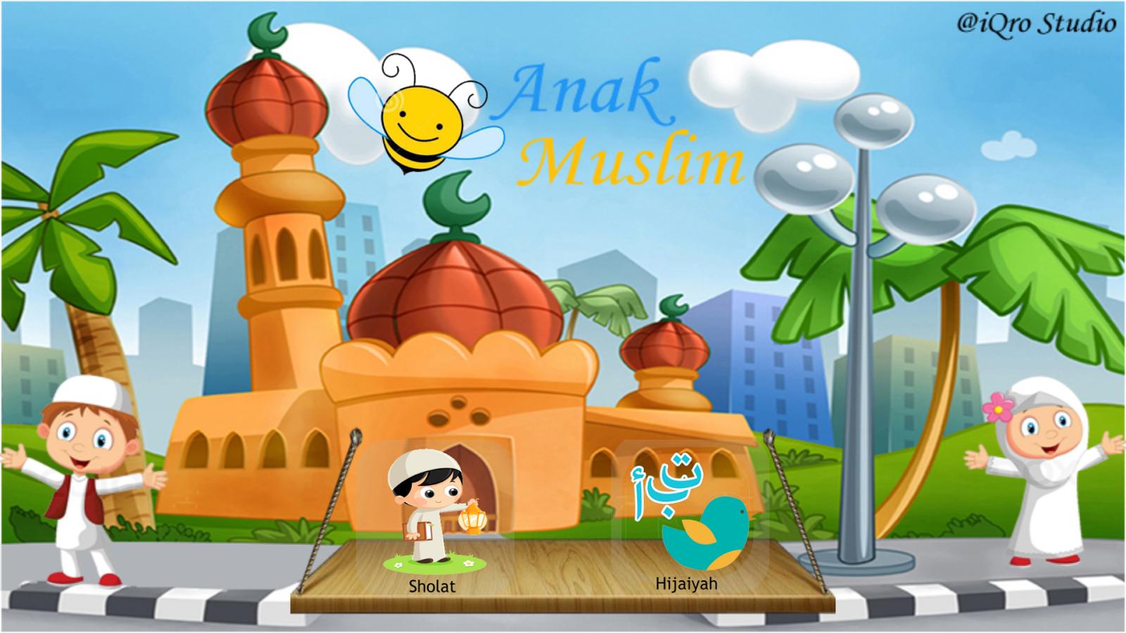 Gambar Wallpaper Anak Muslim - Gudang Wallpaper