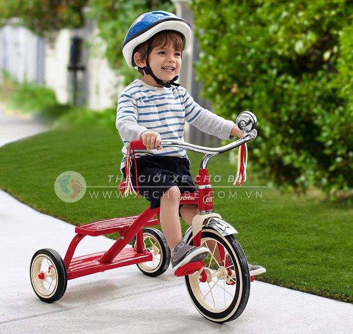 Lưu ý khi chọn mua xe đạp 3 bánh cho trẻ em 1
