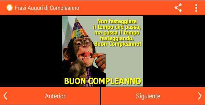 Connu Frasi Auguri di Compleanno - Android Apps on Google Play IN53