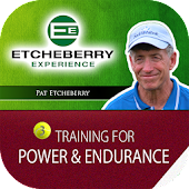 Tennis Training for Power & Endurance Etcheberry