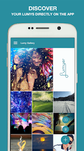 Lumyer - Photo & Selfie Editor Screenshot