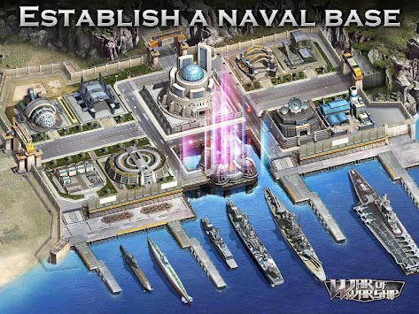 World of Warship:Pacific War apk screenshot