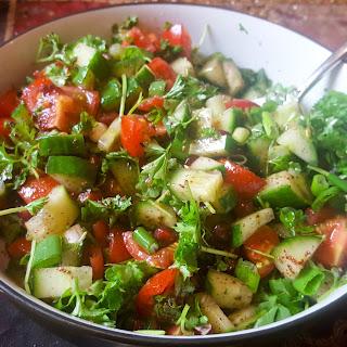 Iranian Salad Recipes.