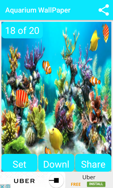 Aquarium Wallpaper Android Apps On Google Play