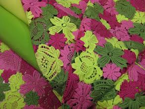 Photo: Ткань: фриволите , ш. 130см., цена 15000р.