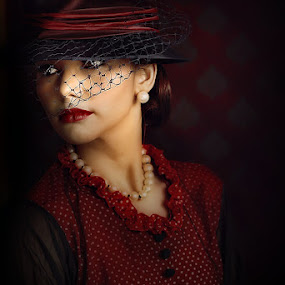 Classic by Thirdee Balleras - People Portraits of Women