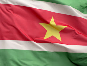 Photo: Suriname Flag