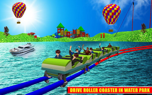 Amazing Roller Coaster HD 2018 1.04 screenshots 12